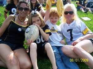 Steelers training camp 045
