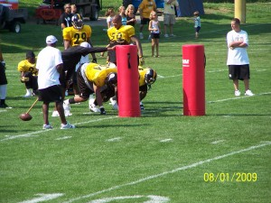 Steelers training camp 053