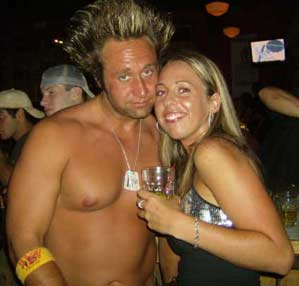Party boy Jeff Reed