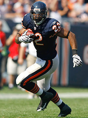 Bears' RB Matt Forte