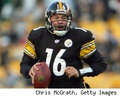 Steelers QB Charlie Batch